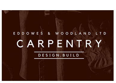 Screengrab of Pixels Apart case study Eddowes Woodland Carpentry